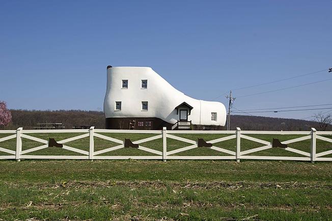 Необычные дома мира фото