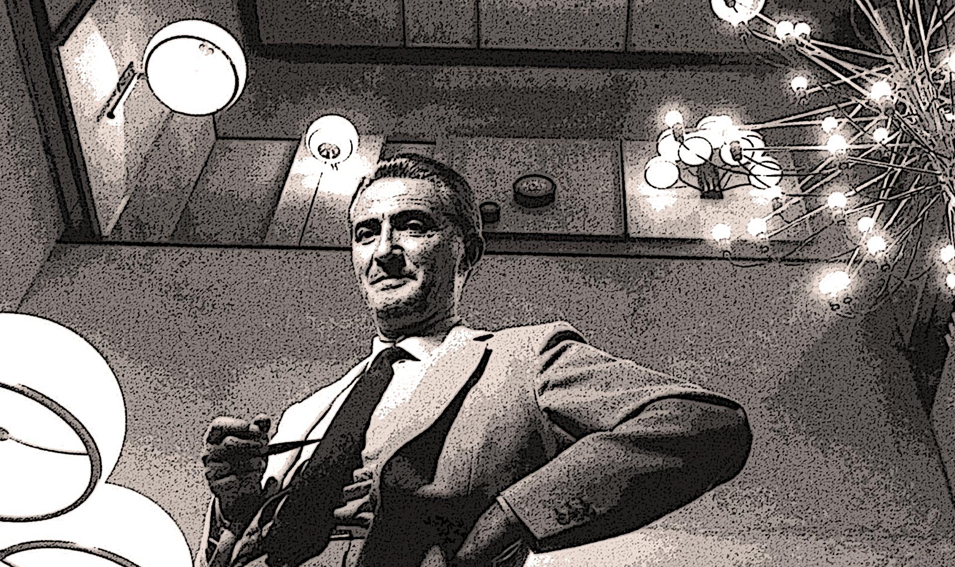 Джино Сарфатти: авангард светового дизайна