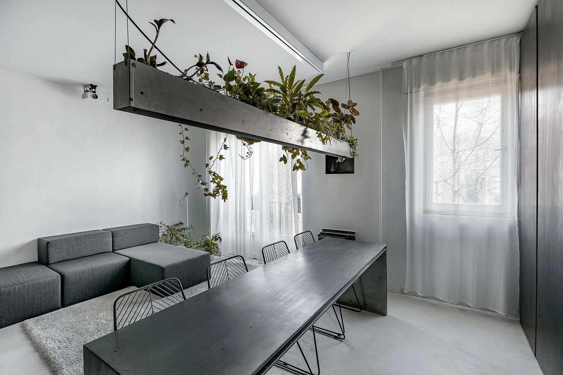 Micro-living: 35 кв. метров в Будапеште
