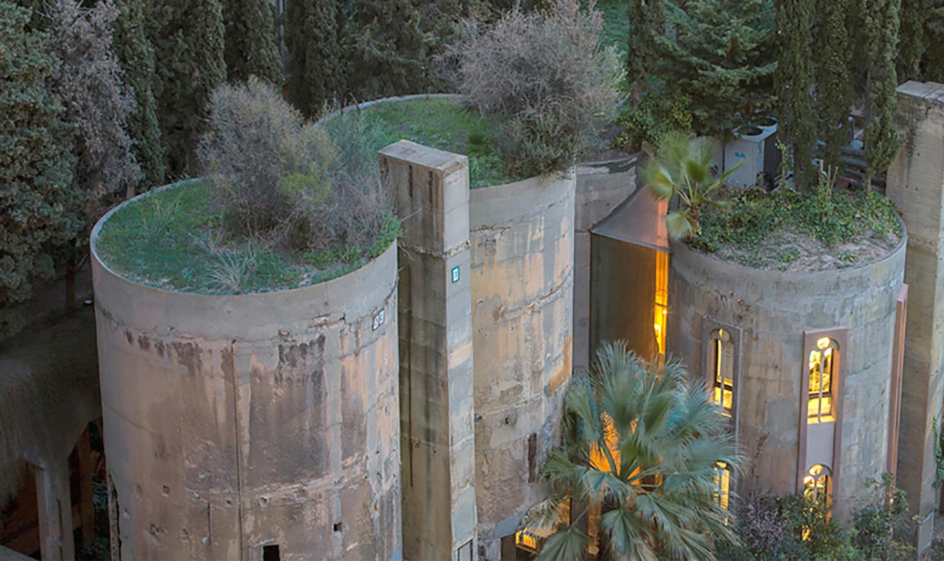 Рикардо Бофилл: самый невероятный лофт в Европе