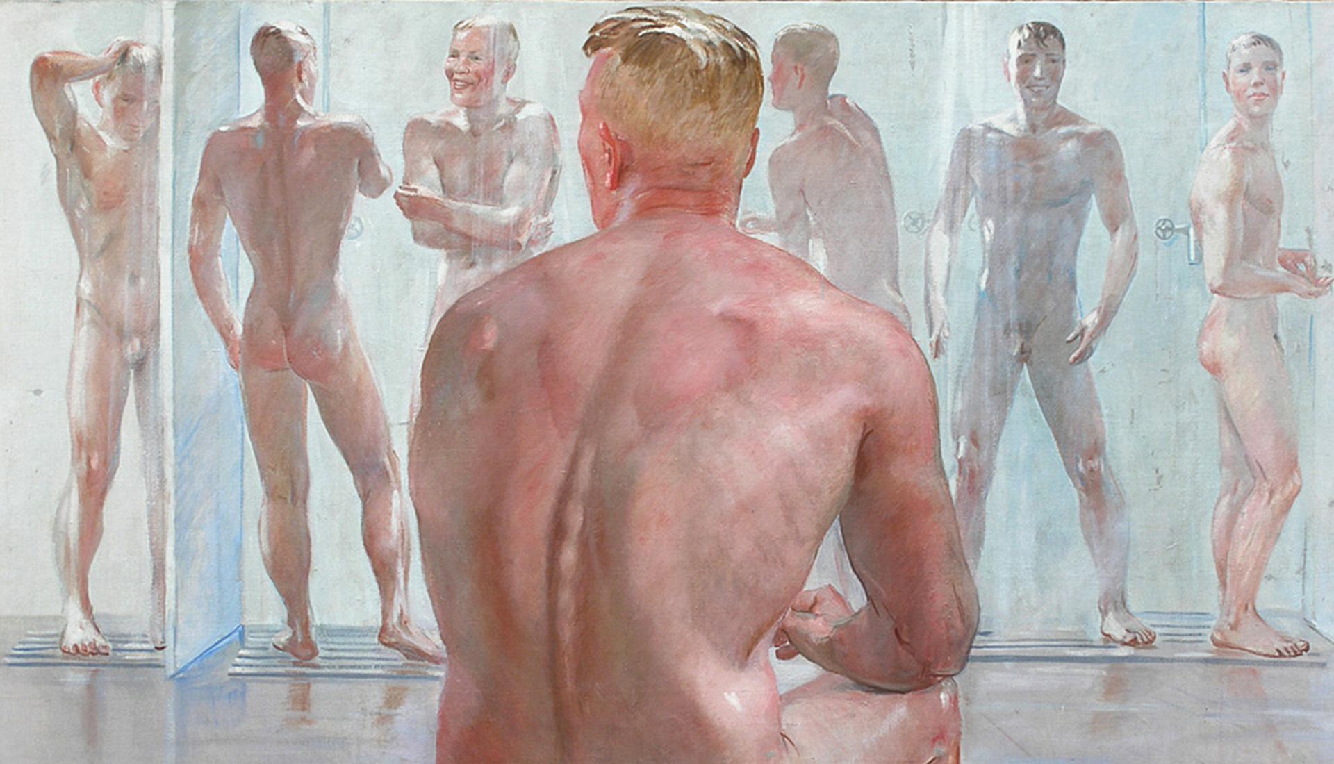 Дейнека и Самохвалов: соцреализм на выставке в Санкт-Петербурге