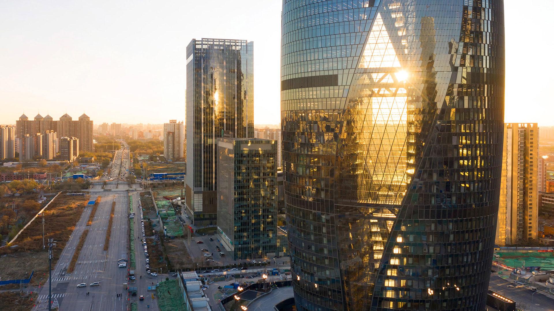 Zaha Hadid Architects: самый высокий атриум в мире
