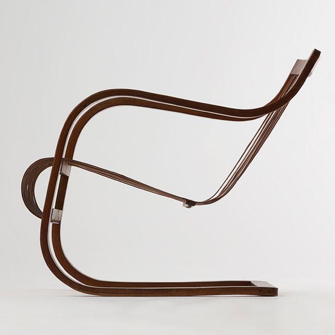PAD London: Юбанджи Кидокоро. Кресло. 1937