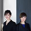 Марина Бирюкова и Елизавета Голубцова