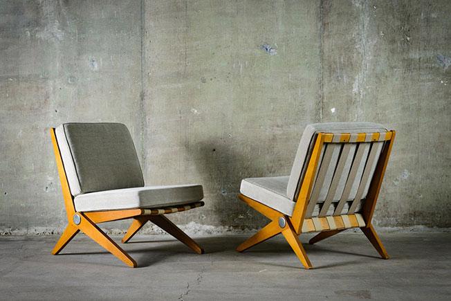 Пьер Жаннере мебель фото