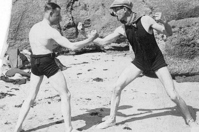 Пьер Жаннере и Ле Корбюзье фото
