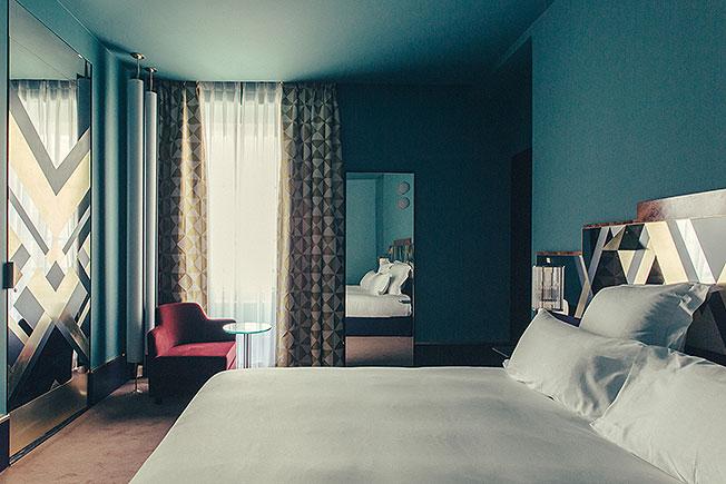 современный дизайн спальни фото