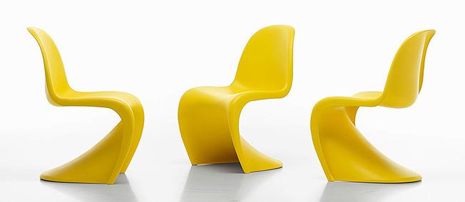 Вернер Пантон мебель фото