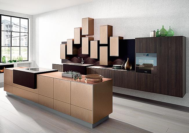 Кухонный остров фото