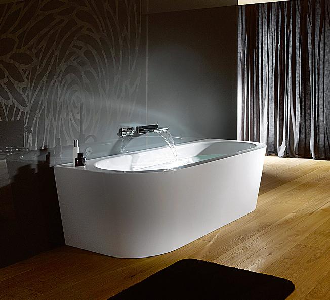 большая ванна фото