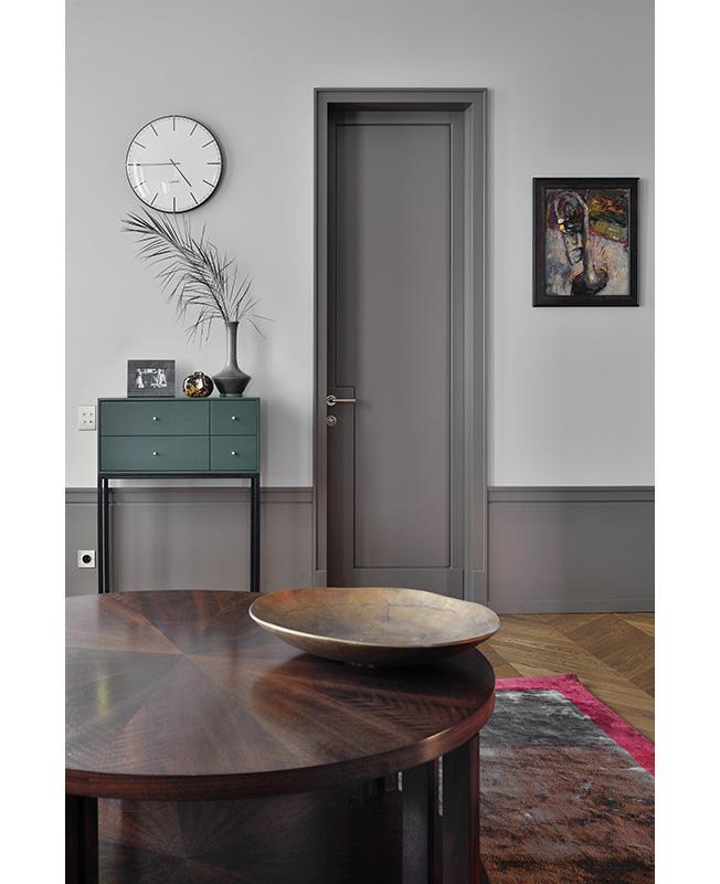 Серый интерьер фото