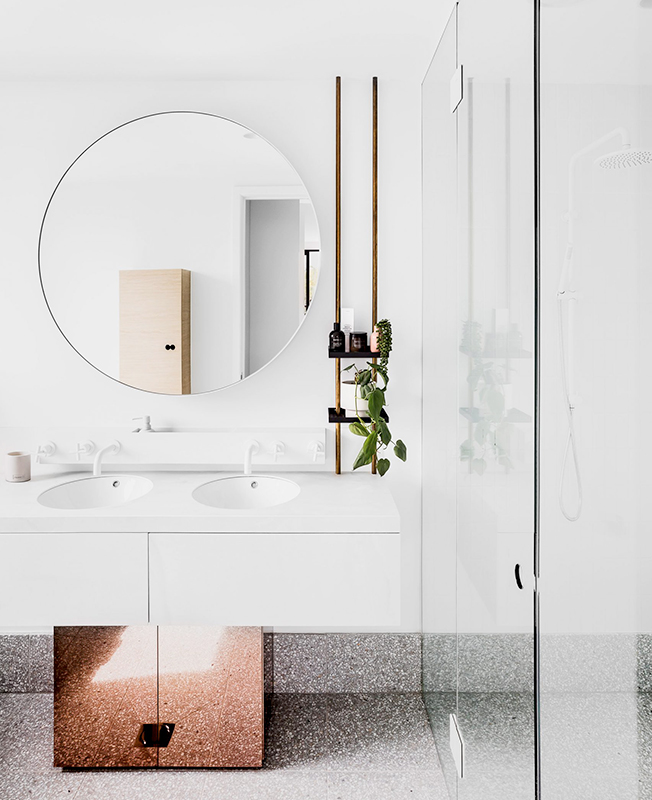 зеркало ванна фото