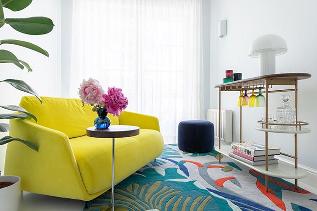 современные ковры фото