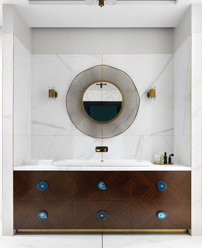 зеркало в ванную комнату фото
