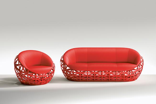 Марсель Вандерс мебель фото