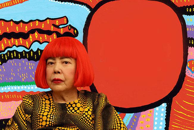 Яёи Кусама фото