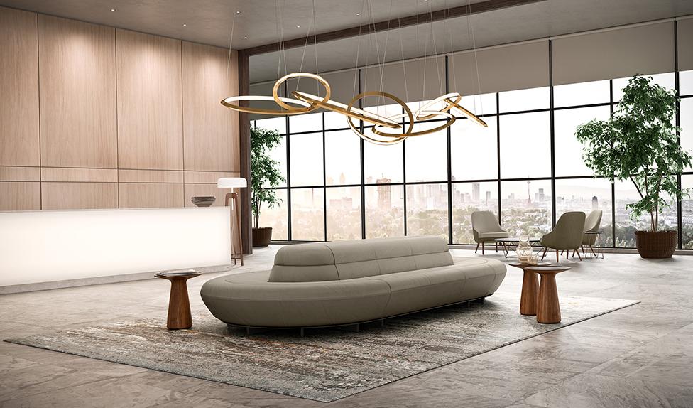 Норман Фостер x Walter Knoll: мебель для премиальных проектов