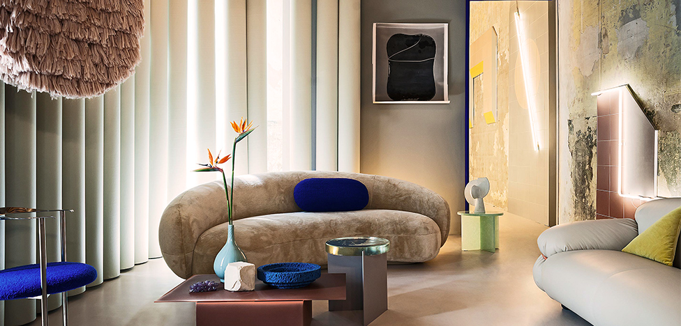 Мебель и свет: 7 тенденций 2019 года