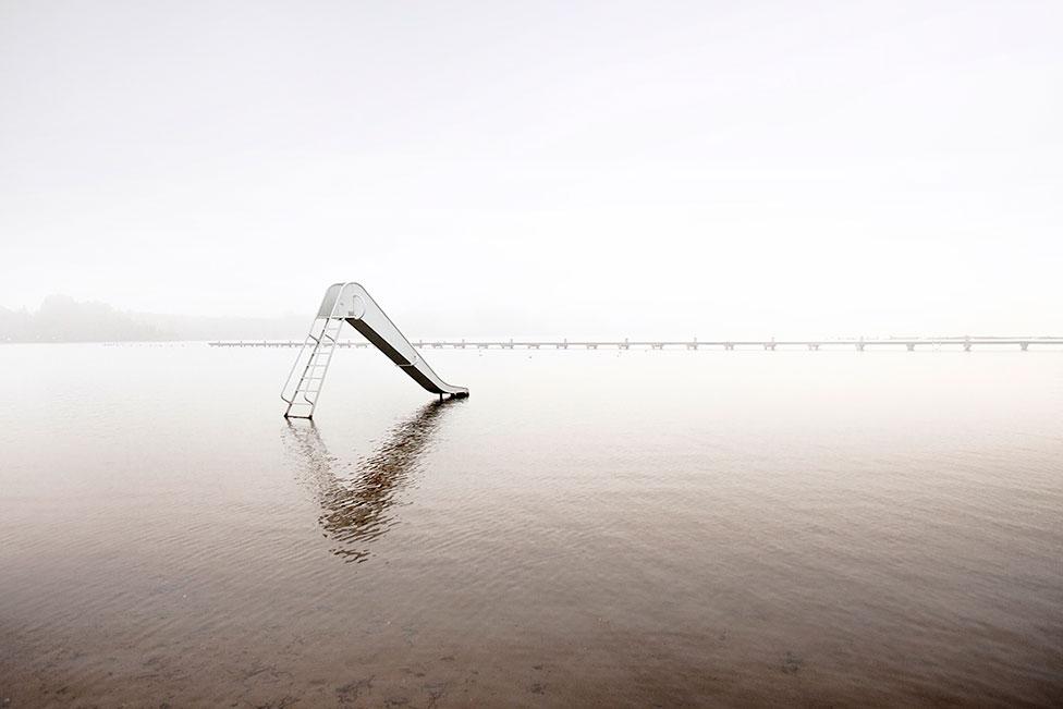 Тишина на фотографиях Клэр Дропперт