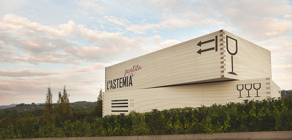Винодельня L'Astemia Pentita в Пьемонте