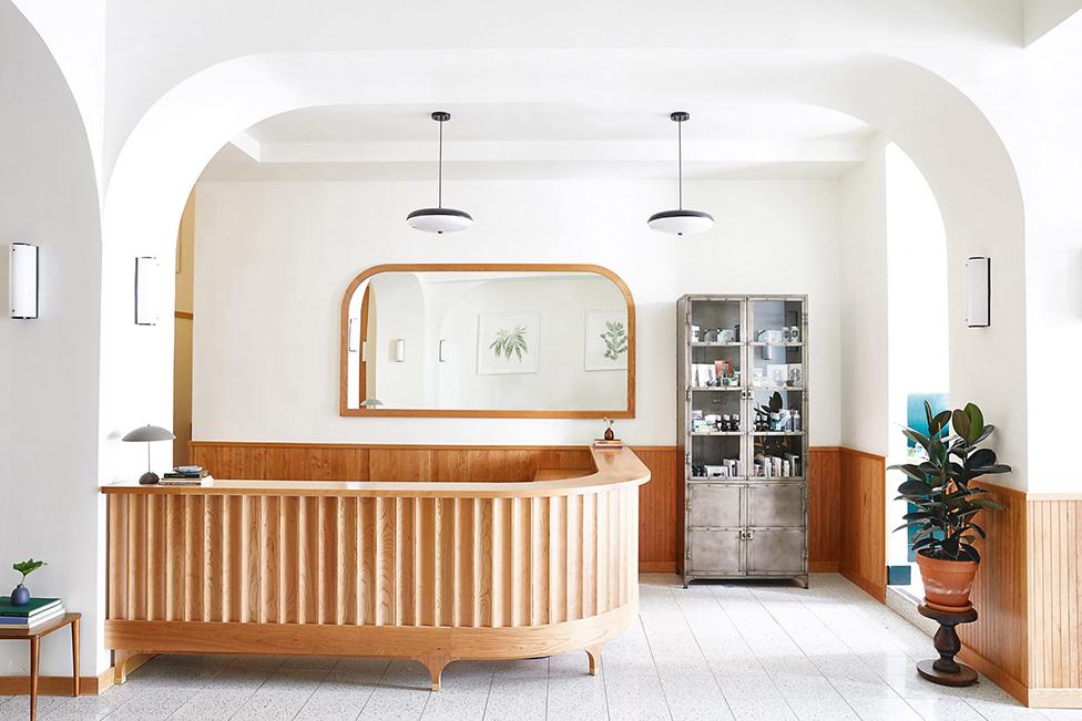 Studio Tack: дизайнерский отель Tilden в Сан-Франциско