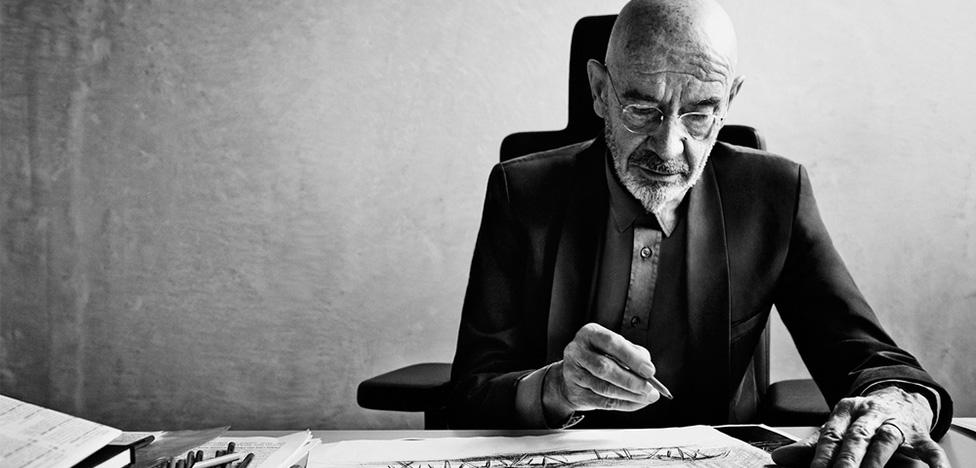 Марио Беллини: пять мыслей о карандаше и человечности