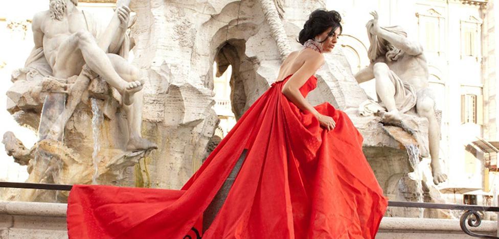 «60 лет итальянской моды» в Москве