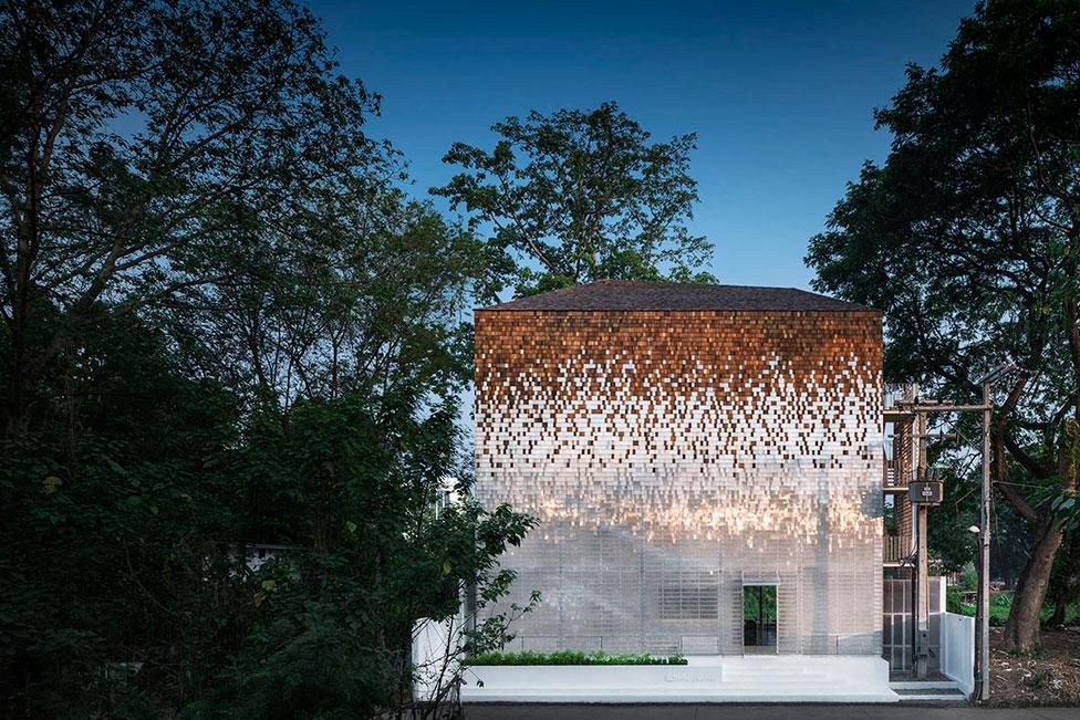 Отель в Таиланде по проекту Department of Architecture