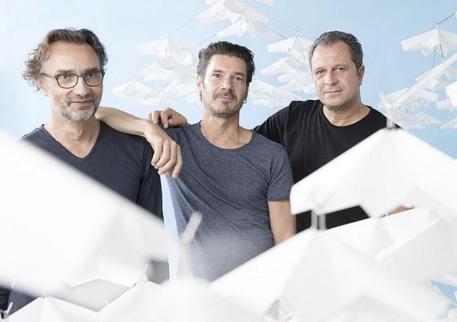 Atelier oï: швейцарская тройка