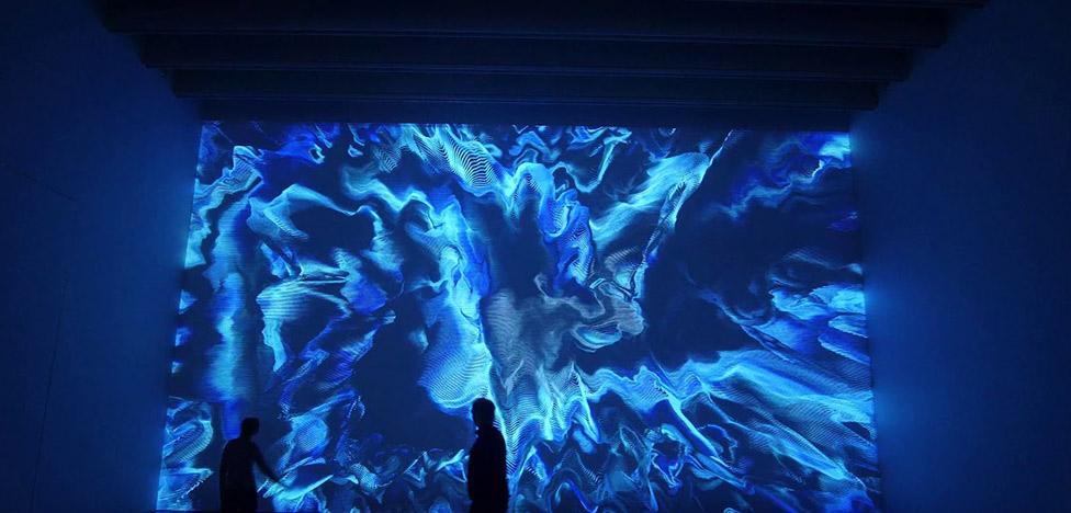 Инсталляция Шевалье в музее Сулажа