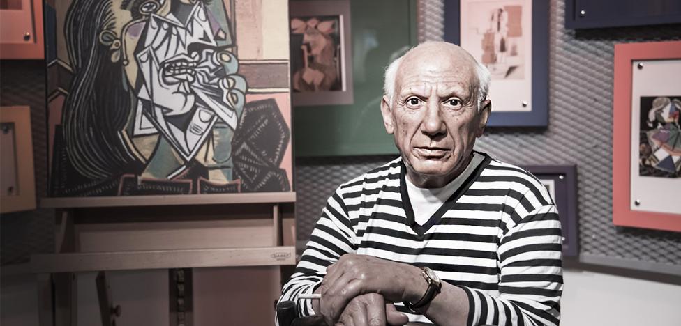 Пабло Пикассо в Китае