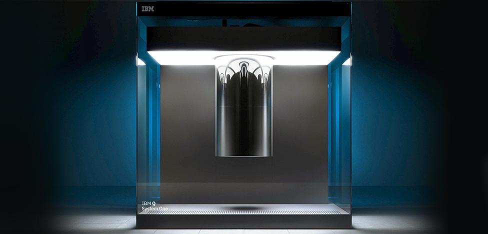 Британские дизайнеры и IBM: первый квантовый компьютер