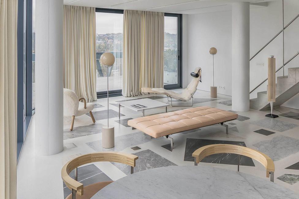 DO Architects: фантастическая квартира литовских архитекторов