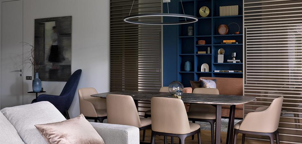 Design Filosofia: квартира с террасой