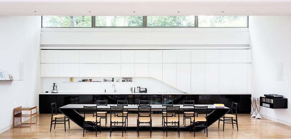 Аманда Ливит и Бен Эванс: семейный дом в Лондоне
