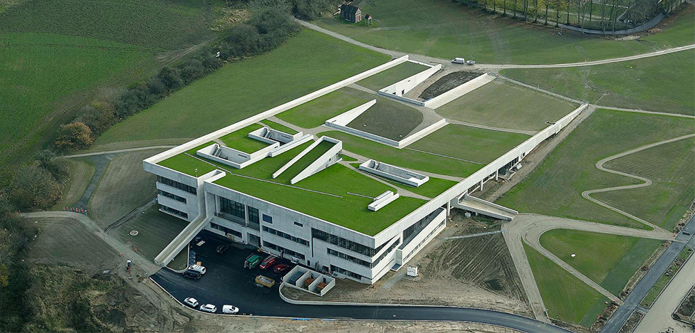 Moesgaard Museum: семейный отдых от Henning Larsen Аrchitects
