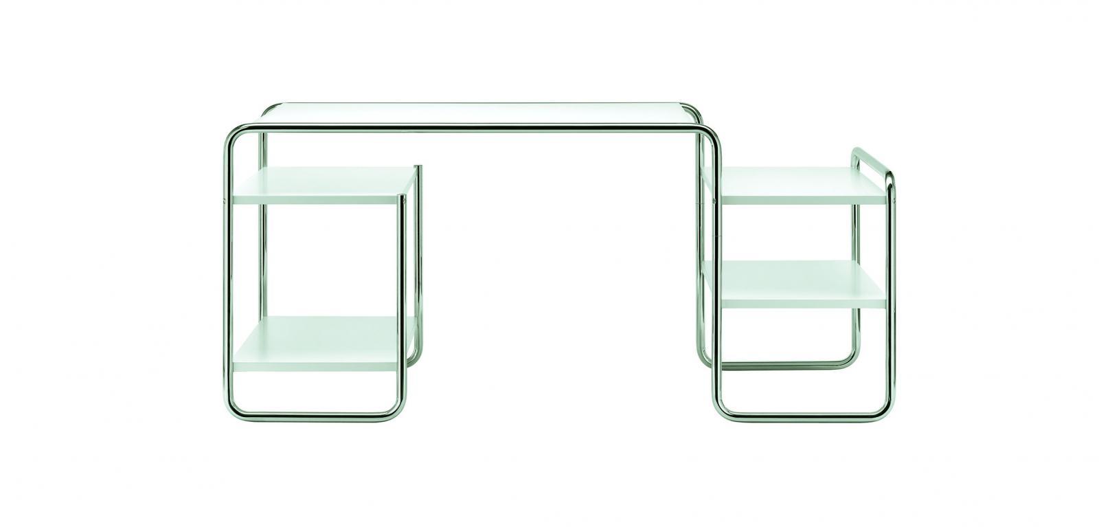 100 лет дизайна: стол S 285 Марселя Бройера