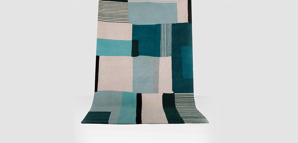 Синий цвет в коллекции Сары Лавуан