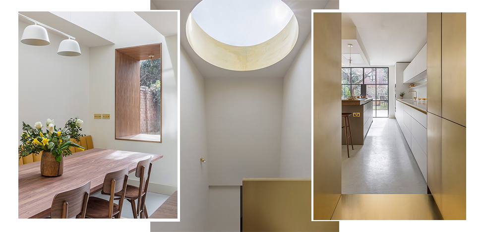 Simon Astridge Architecture Workshop: таунхаус в Лондоне