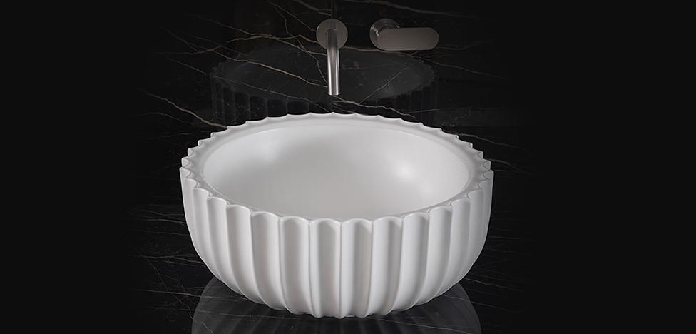 Джулио Каппеллини и итальянское барокко для ванной