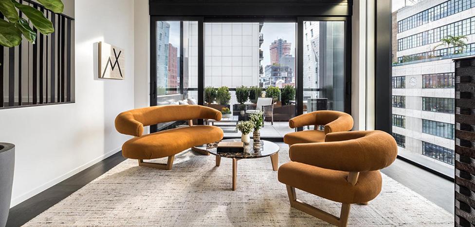 Питер Марино представил жилой комплекс на Манхэттене