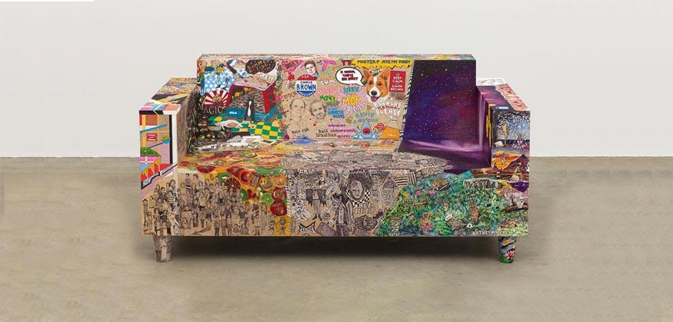 Galerie Patrick Seguin: дом как метафора для ума
