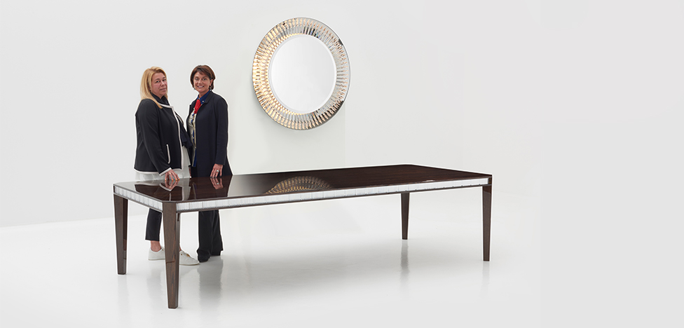 Baccarat  х Luxury Living Group: коллекция мебели для дома