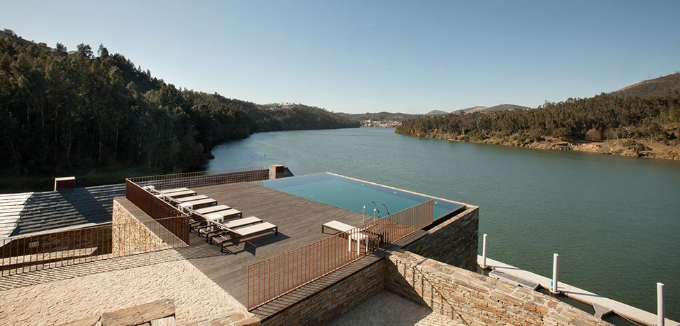 Douro41: спа, вино и река