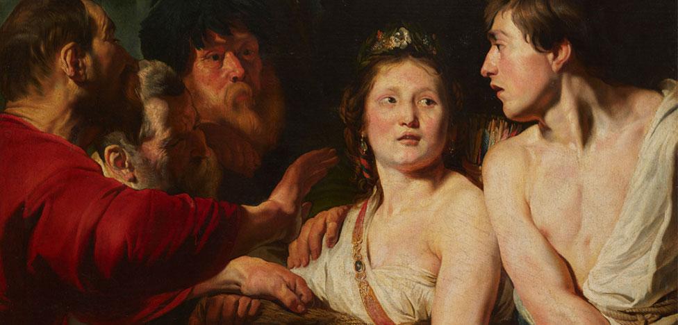 Русский Йорданс: выставка самого фламандского художника в ГМИИ