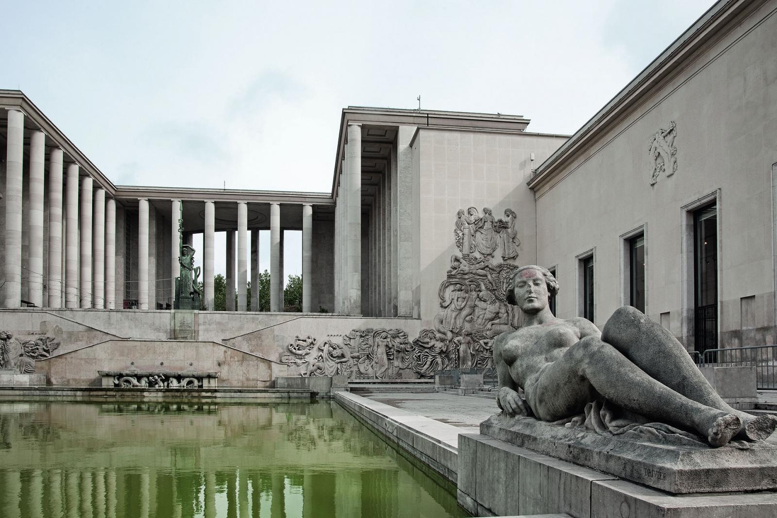 Музей современного искусства Парижа: обновление памятника ар деко