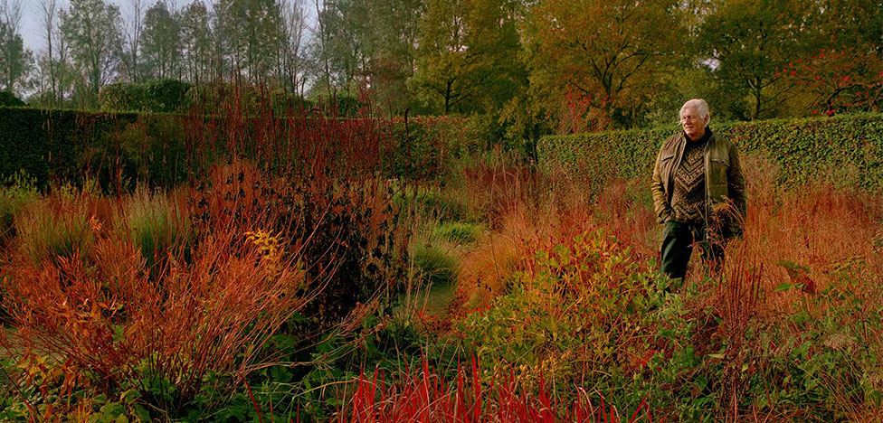 Пит Удолф: пять мыслей о саде, прозрачности и травах