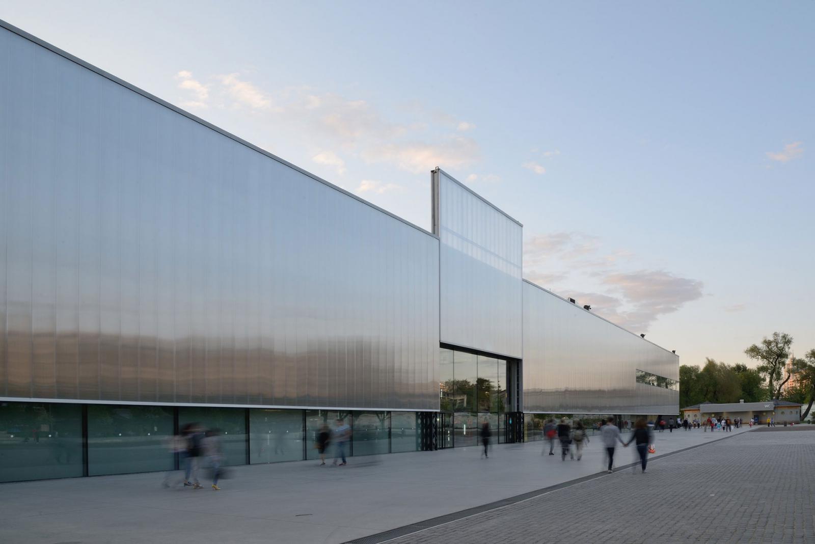 Музей «Гараж»: программа на 2019 год