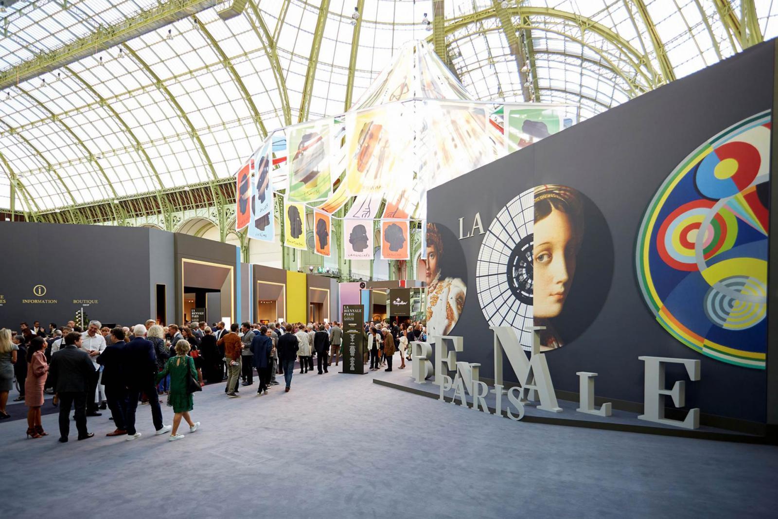 Парижская биеннале: тренды и хиты