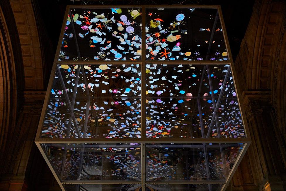 London Design Festival 2019: Сэм Джейкоб о мире без пластика в музее V&A